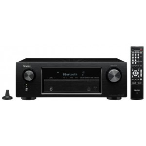 AMPLY RECEIVER DENON AVR-520BT